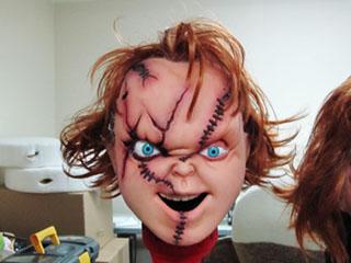 Puppe Chucky